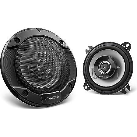 Kenwood KFC-1066S 220 Watt 4-Inch Coaxial 2 Way Stereo Car Audio Speaker (1 Set)