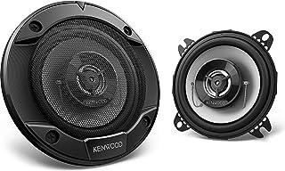 $39 » Kenwood KFC-1066S 220 Watt 4-Inch Coaxial 2 Way Stereo Car Audio Speaker (1 Set)