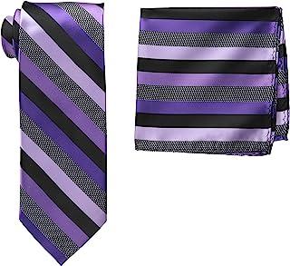 ست کراوات استریپ دار مردانه استیسی آدامز