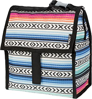 Packit 2000-0026 Fiesta Freezable Lunch Bag, Fabric, Multicoloured