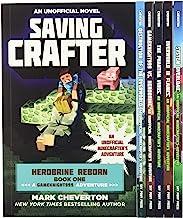The Gameknight999 vs. Herobrine Box Set: Six Unofficial Minecrafter's Adventures (Gameknight999 Series)