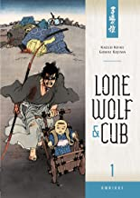 lone wolf and cub manga reader