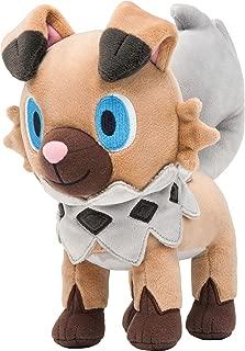 Pokemon Center Original Plush Doll Rockruff (Pokemon Sun & Moon)