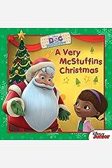 Doc McStuffins: A Very McStuffins Christmas (Disney Storybook (eBook)) Kindle Edition