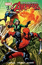 uncanny avengers issue 1