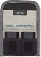 Tenba Reload Battery 2 Battery Pouch - Black (636-213)
