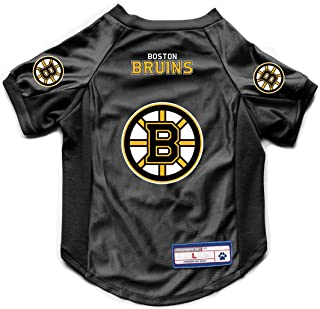 Team Colors All Star Dogs Boston Bruins Dog Step-in Harness Large