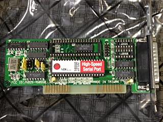 SIIG 1Ser 16550 DB25 ISA Hi Speed Twincom Pro- UPG to 2Ser