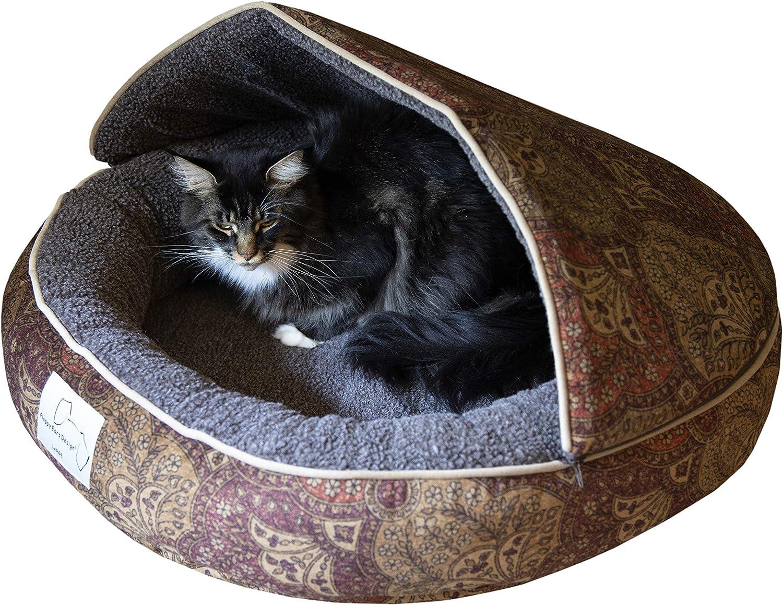 推奨 全品送料無料 Floppy Ears Design Microfiber and Pet Bed Hooded Fleece