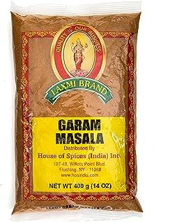 Laxmi Gourmet Traditional Garam Masala Indian Spice Blend - 14 Ounce