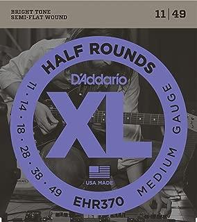 flat round strings