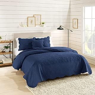 Best blue quilt bedding set Reviews