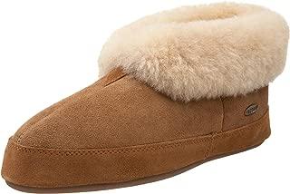 acorn mens sheepskin slippers