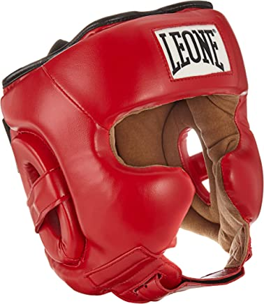 Leone 1947 Training Kopfschutz, Unisex-Erwachsener, Rot, Rot, Rot, M B01CQSH0RY   | Vielfalt  fe84fa