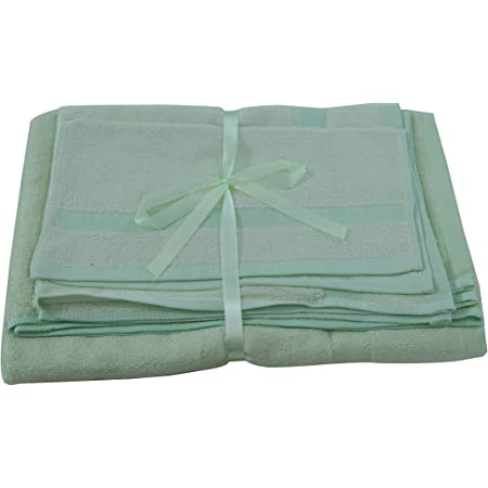 Bamboo Greens 100% Natural Bamboo Fiber Bath Towel, Size : 70 x 140 Cms -  (Light Green): Amazon.in: Home & Kitchen