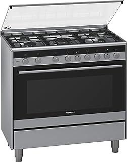 Siemens Freestanding Gas Cooker, 90 x60 cm, HG73G6357M, 1 Year Warranty