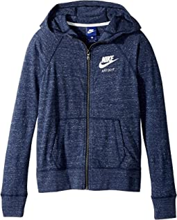 Nike Kids Sportswear Vintage Full-Zip Hoodie (Little Kids/Big Kids)