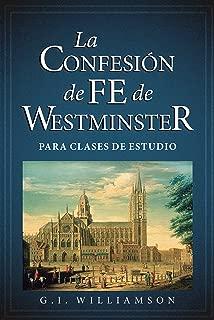 Best confesion de fe de westminster Reviews