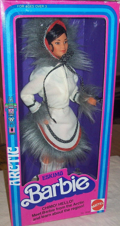 nueva gama alta exclusiva Barbie Doll Eskimo 1981 1981 1981 New in Box by Mattel  al precio mas bajo