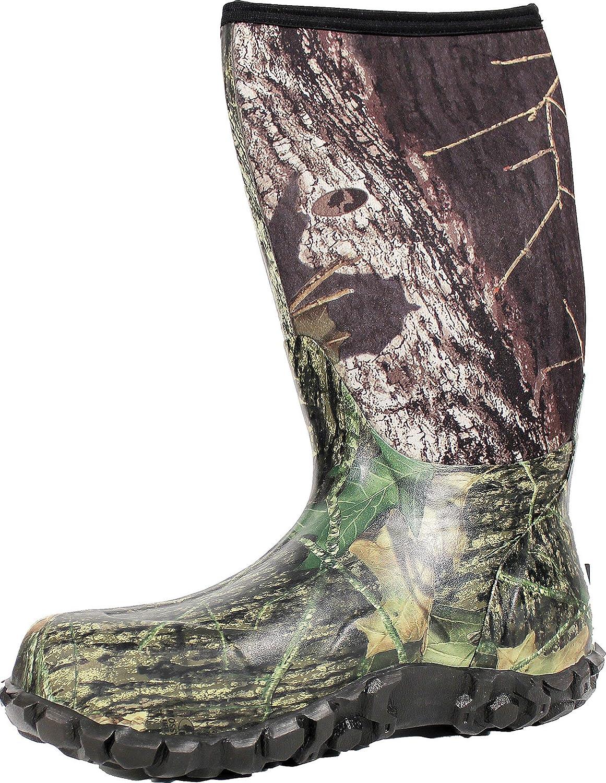 Bogs herrar Classic High Waterwarsed Insulated Insulated Insulated Rain Boot, Mossy Oak, 20 D (M) USA  kolla in det billigaste