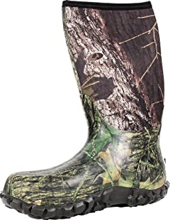 Bogs Men's Classic High Waterproof Insulated Rain Boot, Mossy Oak, 19 D(M) US