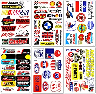 Best sport car logo stickers Reviews