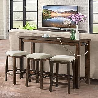 Picket House Furnishings Dex Multipurpose Bar Table Set