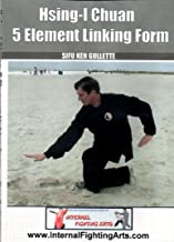 Hsing-I Five Elements Linking Form DVD - Xingyi Instruction