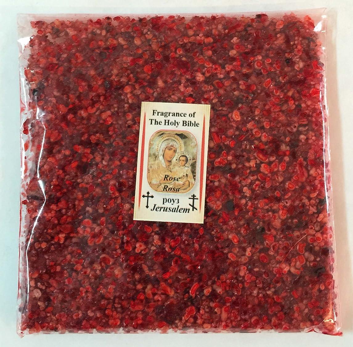 手当オート酸化物Holy Land Natural Rose IncenseエルサレムFragrance 3.5?Oz 100?gr