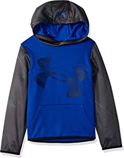 Under Armour Armour Boys' Fleece Hoody Warm-up Top Sudadera cálida Niños