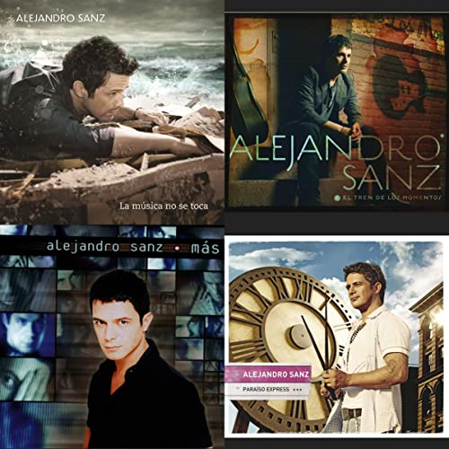Best of Alejandro Sanz by Marc Anthony, Shakira, Alicia Keys, Alejandro Sanz, Jesse & Joy on Amazon Music - Amazon.com