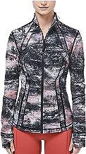 Lululemon Define Jacket - RPCM (Azurite Poppy Coral Multi)