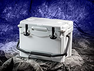 ATVPC | Premium Insulated 25 Qt Cooler Ice Chest with Padded Carrying Handle
