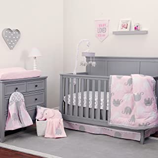 baby crib bedding measurements