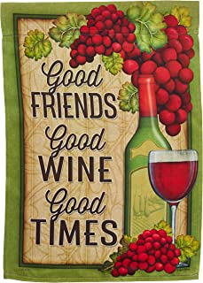 Best outdoor wine flags Reviews