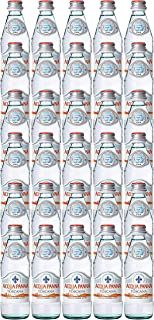 Acqua Panna Toscana Spring Water, 8.45oz Glass Bottle (Pack of 30, Total of ?253.5? Fl Oz)