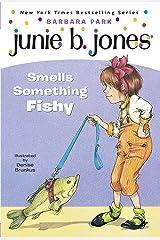 Junie B. Jones #12: Junie B. Jones Smells Something Fishy Kindle Edition