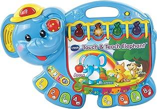 VTech Touch and Teach Elephant Book