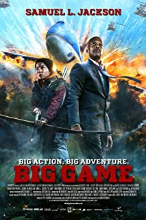 big game movie samuel l jackson