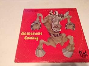 Rhinestone Cowboy Vinyl Lp Record Album