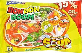 Bon Bon Boom Sour Pops - 20 pops (12 oz)