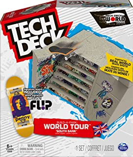 Tech Deck 6027666 Build A Park Playset (Variety of Styles - style picked at random)