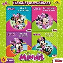Minnie. Historias maravillosas: Maletín con 4 cuentos (Disney. Minnie)