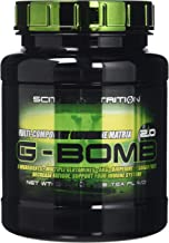 Scitec Nutrition G-Bomb Multi-Component Glutamine Matrix Powder – 500g Ice Tea Estimated Price : £ 32,70