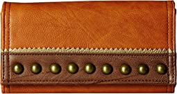 American West Oak Creek Flap Wallet