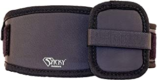 Sticky Holsters Anklebiter Wrap System, Black, One Size