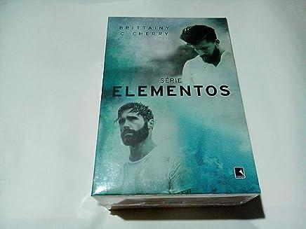 Box Série Elementos - 4 Volumes