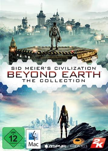 mächtig der welt Sid Meiers Zivilisation: Jenseits der Erde – Sammlung [Mac Online Game Code] [Mac Code – Steam]