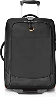 A Bag Large Enough to Carry Your Huge Laptop in The Convenience of A Wheeled TRO