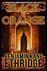 Black & Orange Kindle Edition